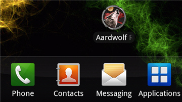 Aardwolf MUD - Android Icon